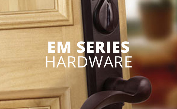 EM Series Door Hardware