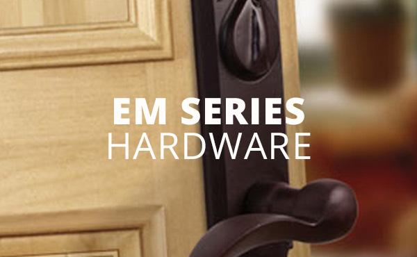 EM Series Door Hardware