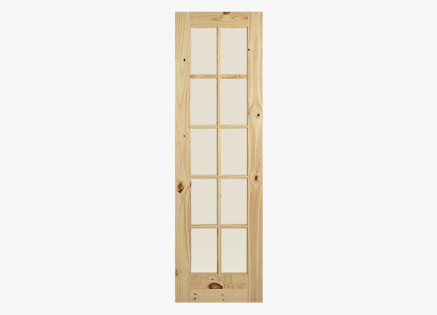10 Lite Interior French Door