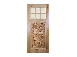 TVM 1560-CS Lite-Stream Wood Carved