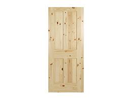 TVM E1 106-pine Wood Panel