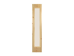 TVM-E-620-SL Sidelite Full Glass Doors