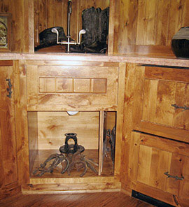 Custom Wood Cabinet; Custom Wood Cabinets For Wine Room; Cabinets_11 ...