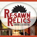 Re-Sawn Relics Furniture and Restorations